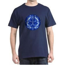 T-Shirt of Blue Strangeness