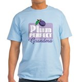 Plum Perfect Grandma T-Shirt