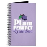 Plum Perfect Grandma Journal