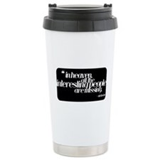 Cute Witty Travel Mug