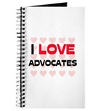 I LOVE ADVOCATES Journal