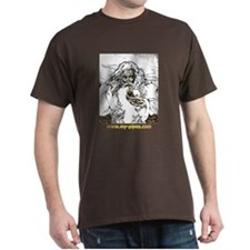 MPC Smoking Wizard T-Shirt