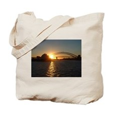 Sydney Sunset Tote Bag