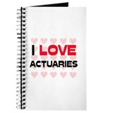 I LOVE ACTUARIES Journal