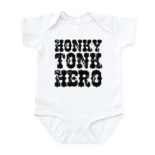 Honky Tonk Hero Infant Bodysuit