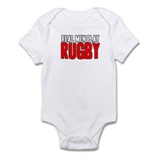 Real Men Play Rugby Onesie
