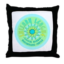Munchkinland Throw Pillow