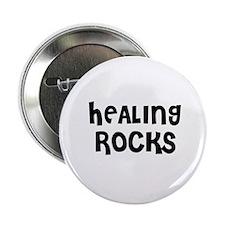 HEALING ROCKS Button