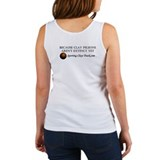 Sporting Clays Track Women's Tank Top
