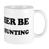 Rather be Treasure Hunting Mug