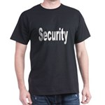 Security Black T-Shirt