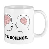 It's Science Small Mug