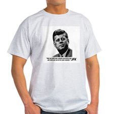 JFK...Ask not... T-Shirt
