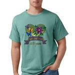 SAL!NE Organic Men's Fitted T-Shirt
