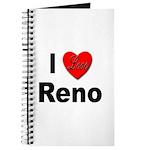 I Love Reno Nevada Journal