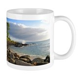 Makena Bay Hawaii Small Mug