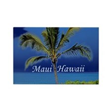 Maui Hawaii Rectangle Magnet