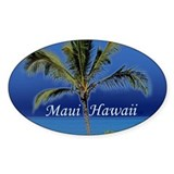 Maui Hawaii Decal