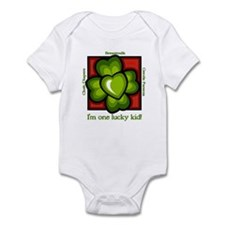 Diapers Breastmilk Gentle Lucky Infant Creeper