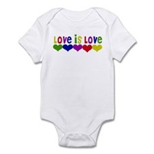 Cute Gay marriage Infant Bodysuit