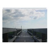 Coastal Commentaries Wall Calendar