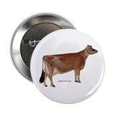"Jersey Cow 2.25"" Button (10 pack)"