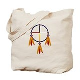 The Medicine Wheel Tote Bag