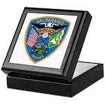 Valaparaiso Police Keepsake Box