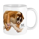 Slow Loris Small Mug