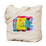 Flower Fun Tote Bag