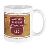 Another Roadside Attraction Small Mug