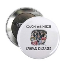 "Swine Flu 2.25"" Button"