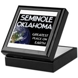 seminole oklahoma - greatest place on earth Keepsa