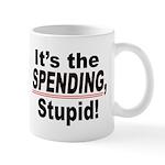 It's the SPENDING, Stupid! Mug