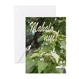 Kukui Mahalo Nui Greeting Cards (Pk of 20)