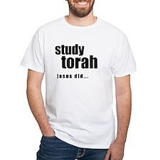Study Torah - Jesus did