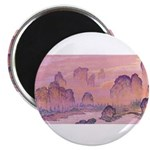 Karst Mountains Magnet
