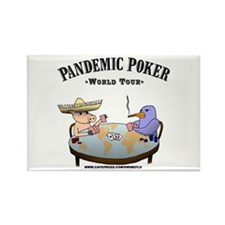 Cool Pandemic Rectangle Magnet
