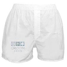 Winter Groom 2009 Boxer Shorts
