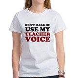 For Teachers - Tee