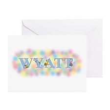 """Wyatt"" with Mice Greeting Cards (Pk of 10)"