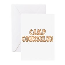 Camp Counselor Greeting Cards (Pk of 20)