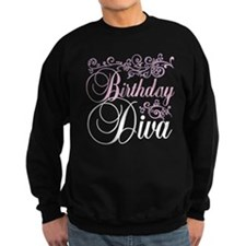Birthday Diva Sweatshirt