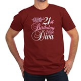 21st Birthday Diva T