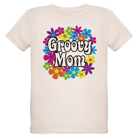 Groovy Mom Organic Kids T-Shirt