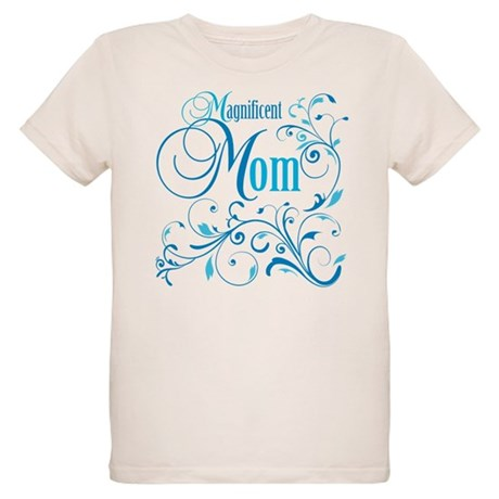 Magnificent Mom Organic Kids T-Shirt