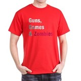 Guns, Games, Zombies