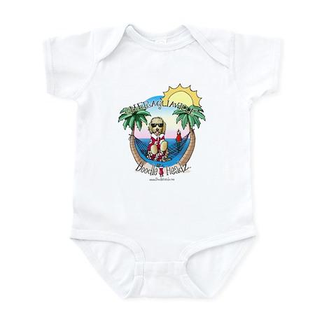 DoodleHeadz Logo Infant Bodysuit