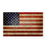 Antique Flag Postcards (Package of 8)
