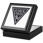 New Jersey State Police Keepsake Box